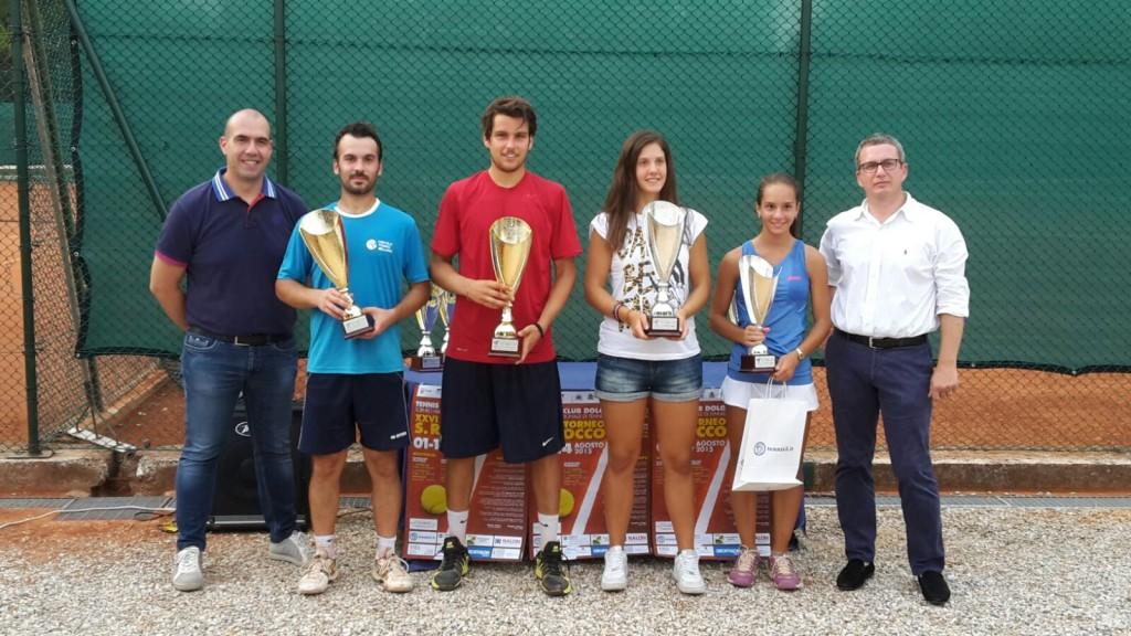 campioni di Dolo 2015