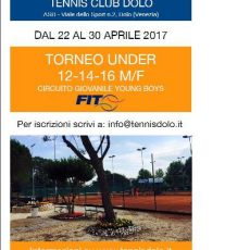 Torneo Under 2017 – Circuito giovanile Young Boys FIT