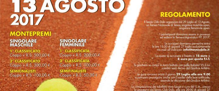 XXVIII Torneo di San Rocco – Open