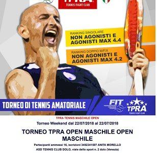 Torneo TPRA 22 Luglio 2018