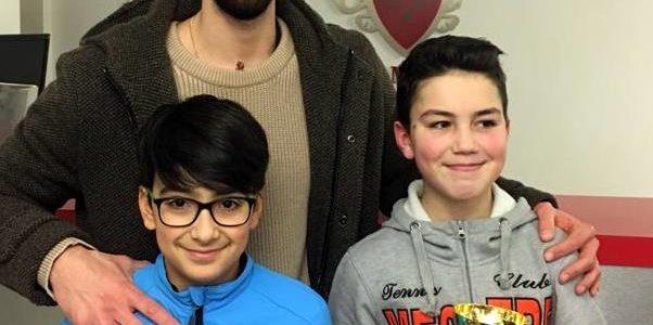 Giovani da osservare – Emanuele Federico