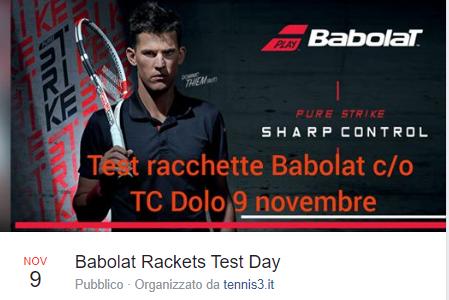 Evento Babolat