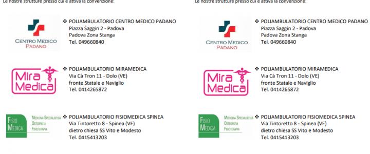 Convenzione Gruppo Medica